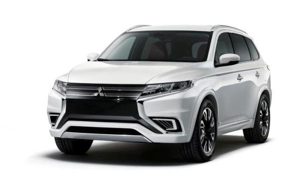 Mitsubishi Outlander Plug In Hybrid