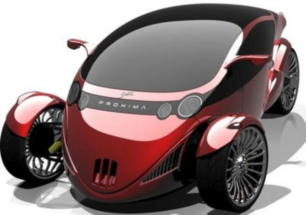 Proxima Bike Car Hybrid