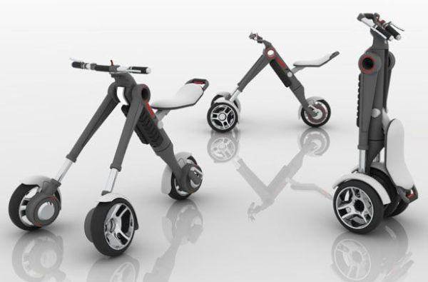 Vehiculo Electrico Unipersonal,