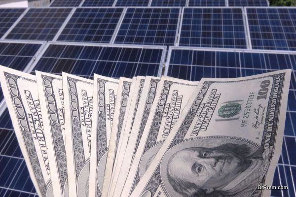 big investments in solar