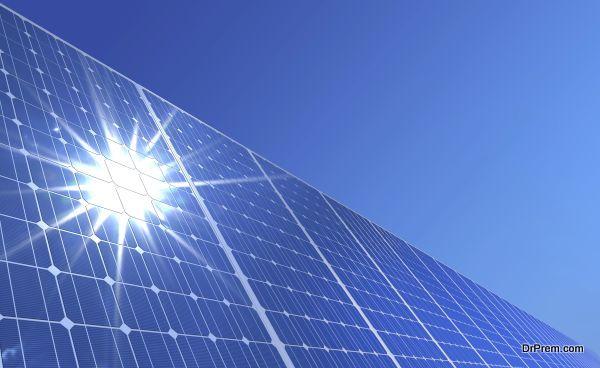 go for solar power