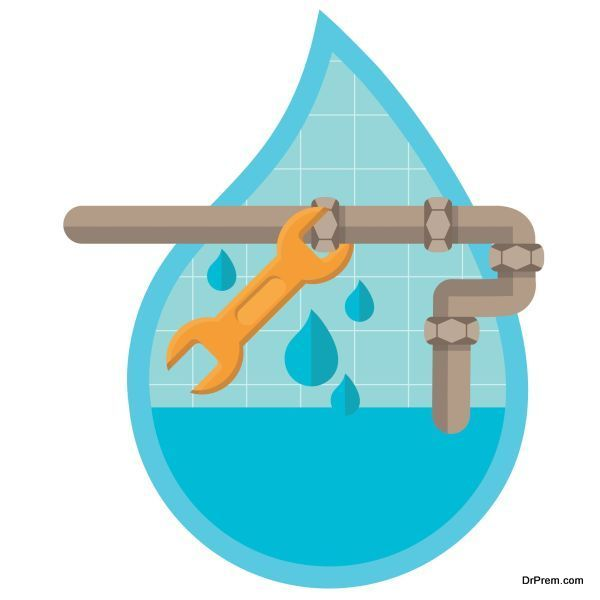 Take care of leaks