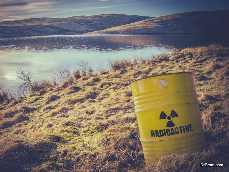 8 Most Radioactive Places On Earth