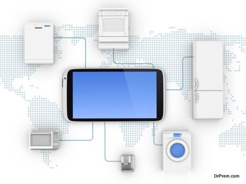 Security Systems of home automation