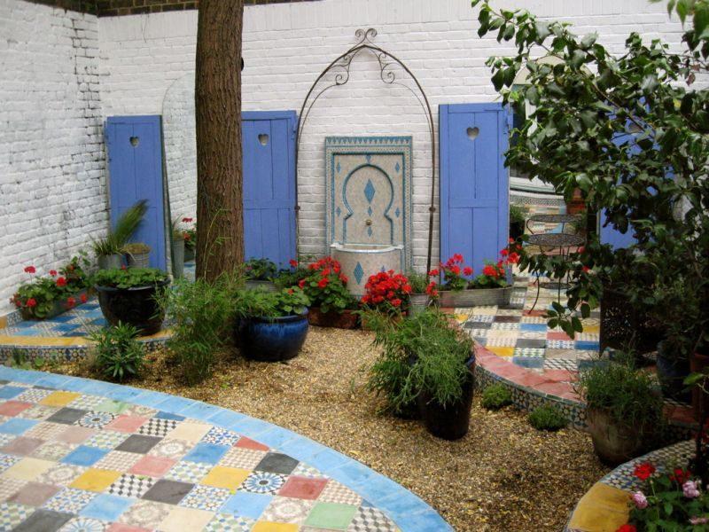 Marococo garden