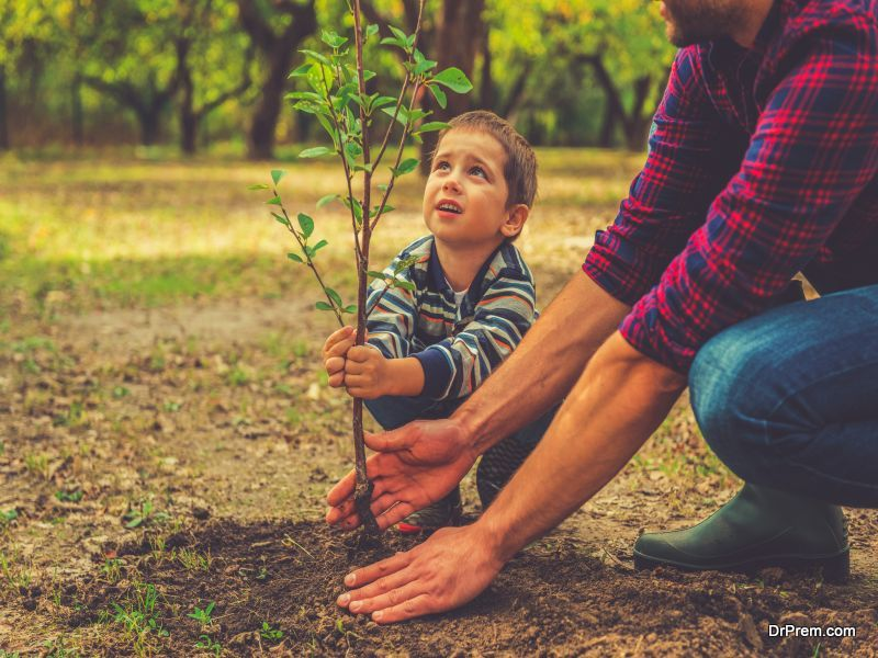 Kids to be Eco-Friendly