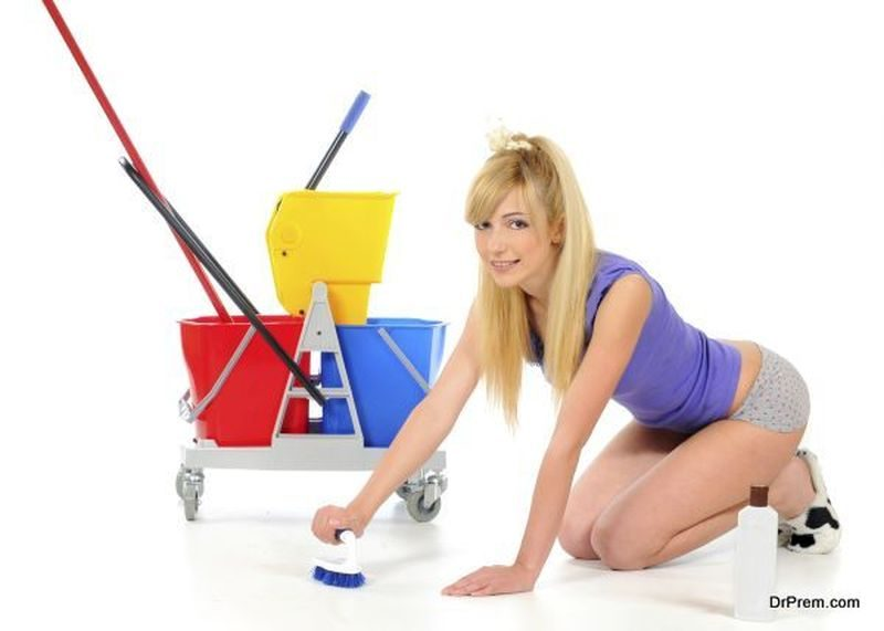 biodegradable cleaning materials