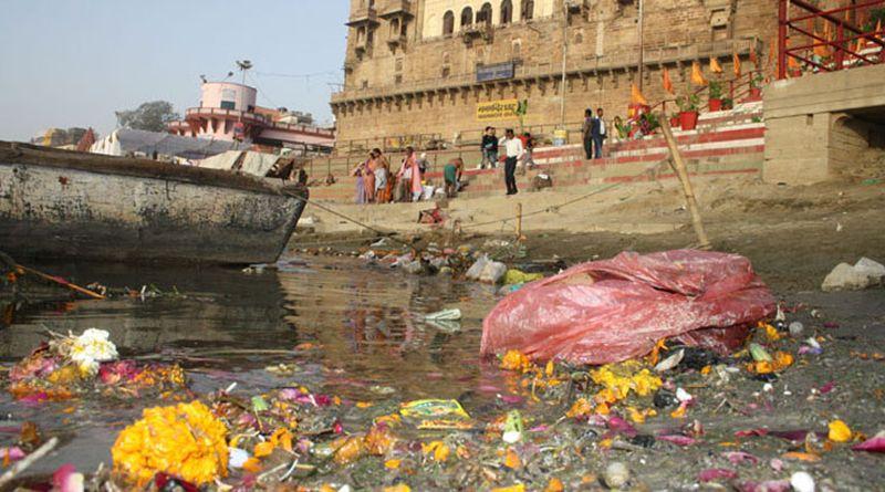 pollution ganga