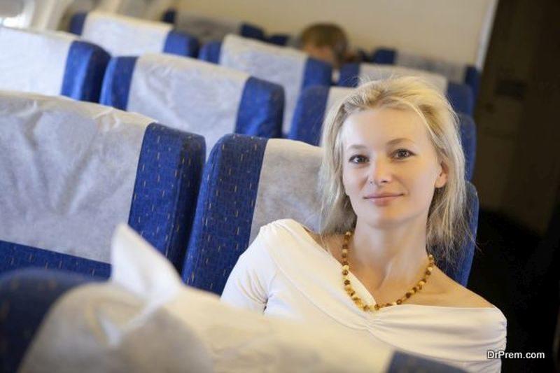 Avoid travel by flight