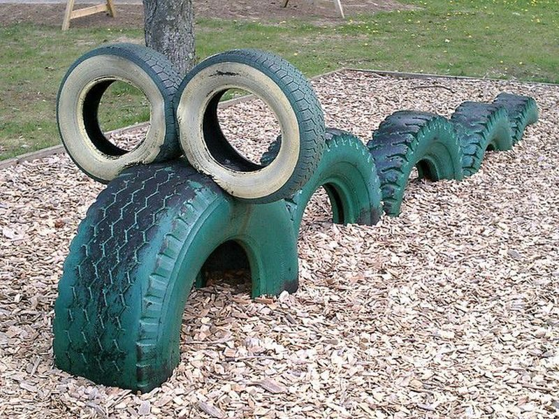 Diy Ideas For Home D 233 Cor Using Old Tires