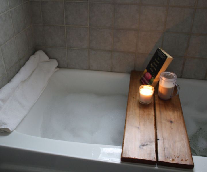 Eco-friendly Bathtub trays