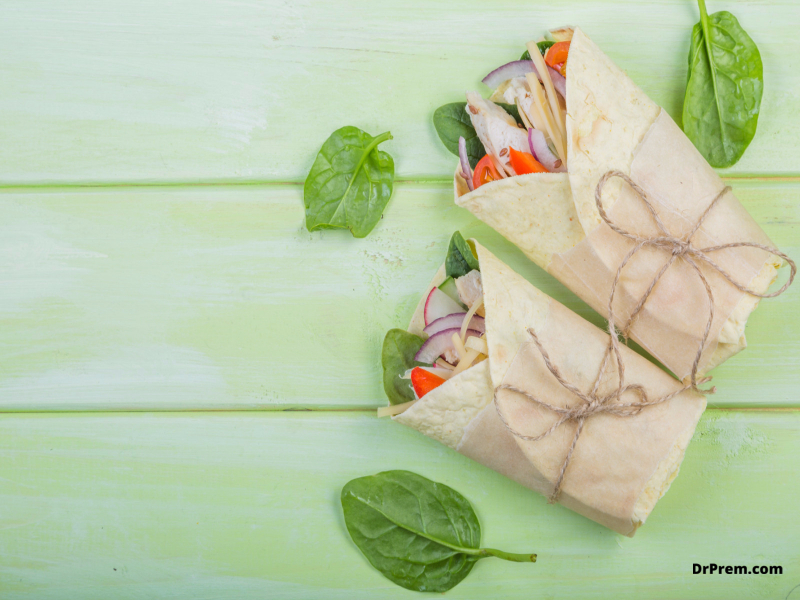 How to make reusable food wraps at home
