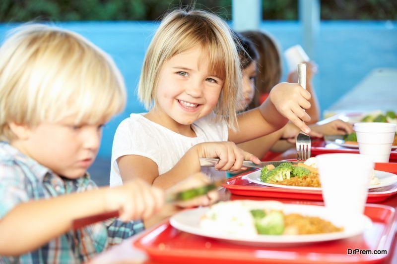 Lunch for Your Kids