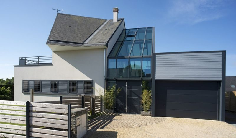 Saint Gobain's multi-comfort house