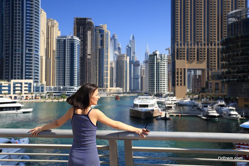 UAE has transformed into a major global leisure