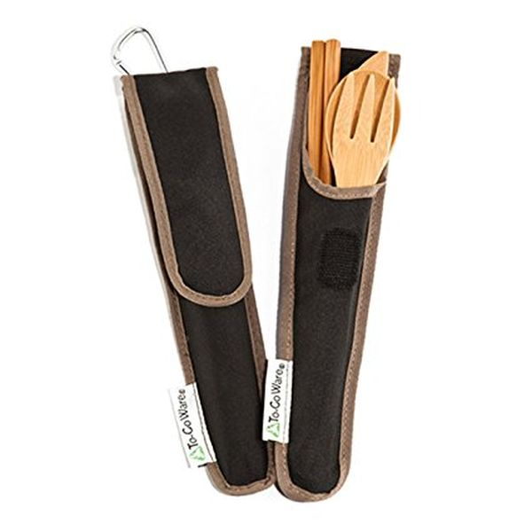 To-Go Ware RePEaT Reusable Bamboo Utensils