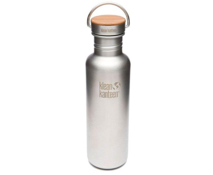 Ditch plastic water bottles