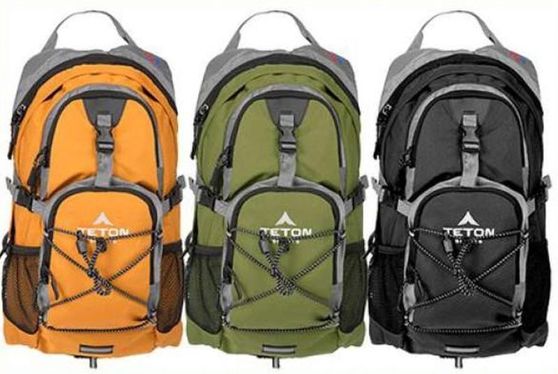 TETON Sports Oasis 1100 hydration pack