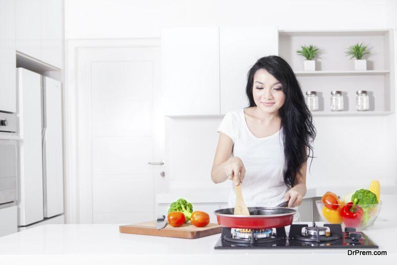 Replace Teflon cookwares
