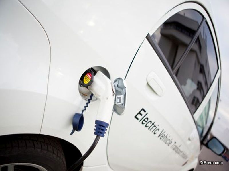 advantages of using electric cars