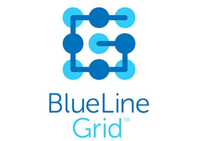 BlueLine-Grid