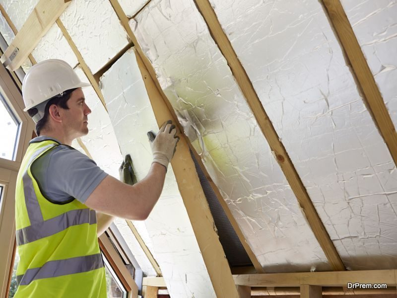 Choosing the right materials for insulation