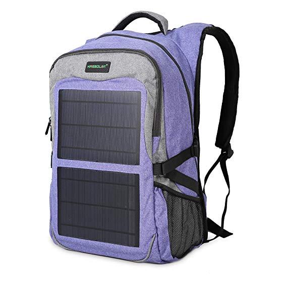 Kingsolar Multiple Function Solar Backpack