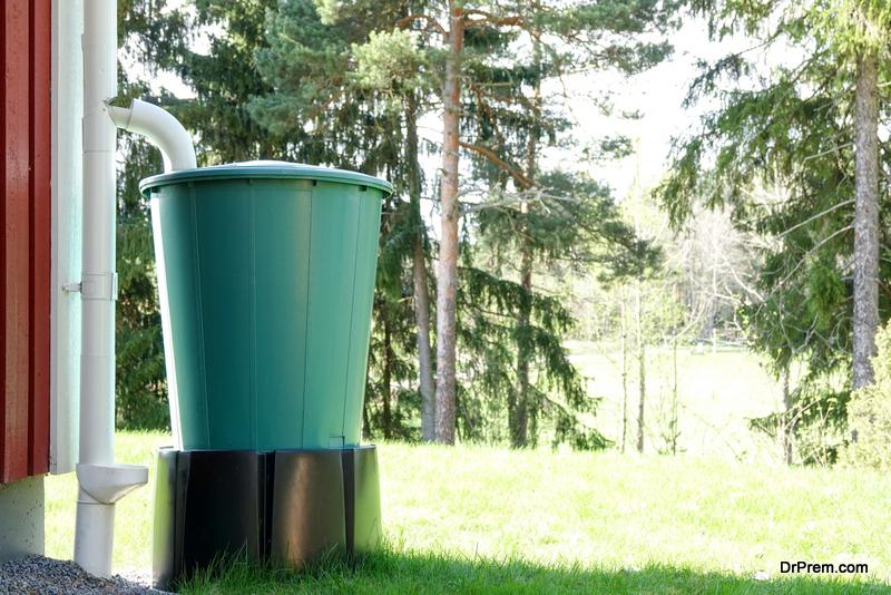 Guide To Building Diy Rainwater Harvesting System