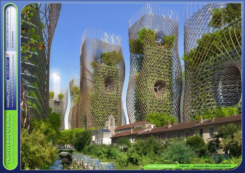 Massena – Bamboo Nest Towers