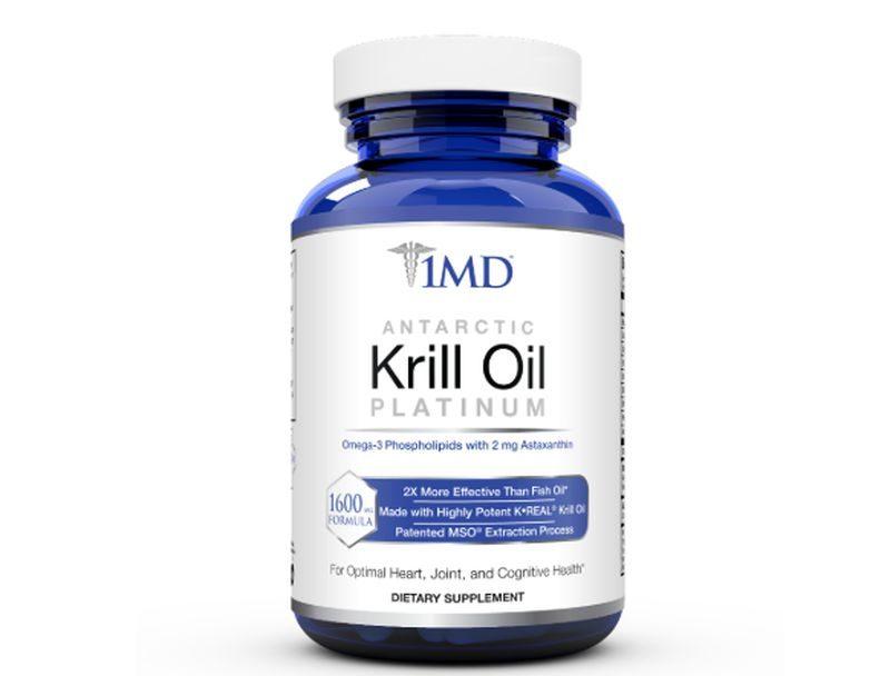 Sustainable Krill Oil