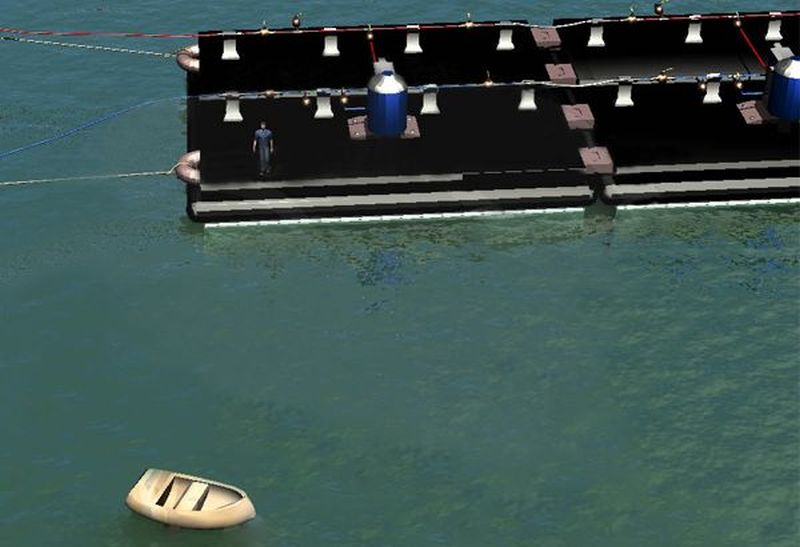 Hydropower Kinetic Technology