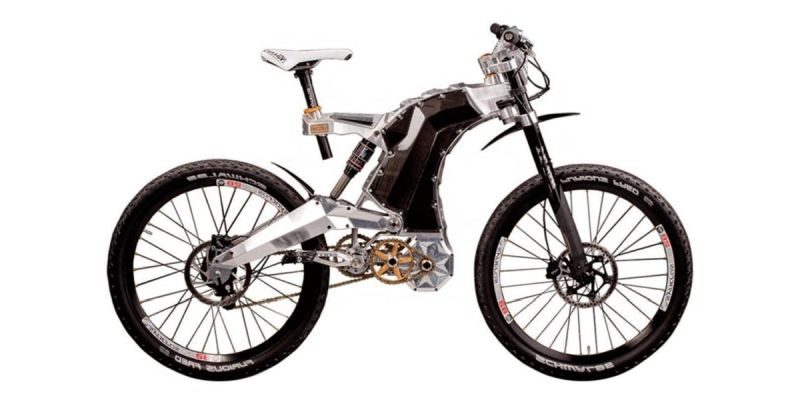 M55 EVO-001 Luxury Electric Bike