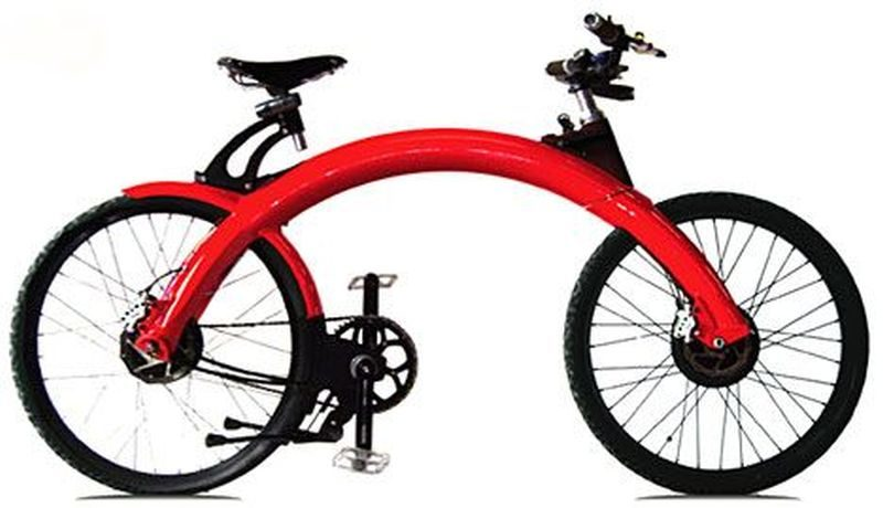 PiMobility Electric Hybrid Bike
