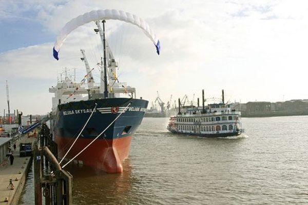Beluga Cargo Vessel
