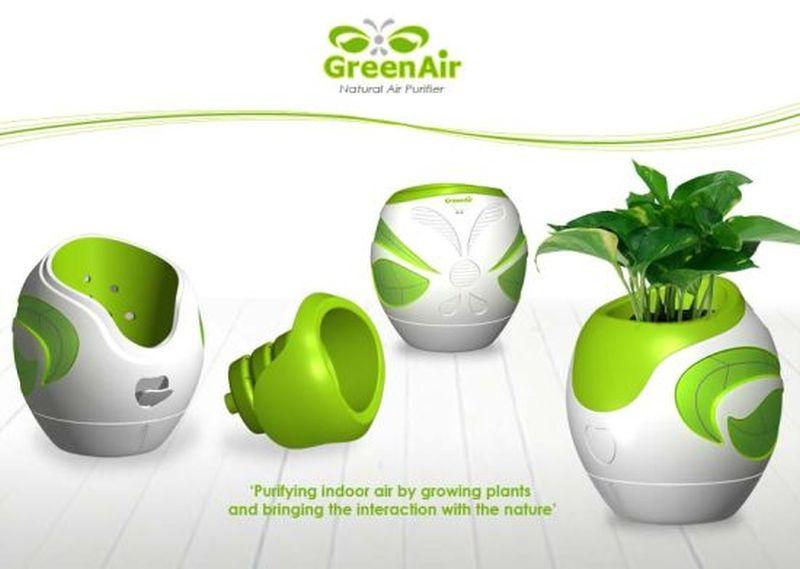 GreenAir Planter