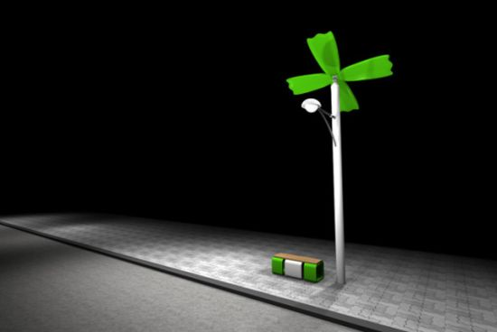 KAIST develops sun-tracking Sola LED streetlight