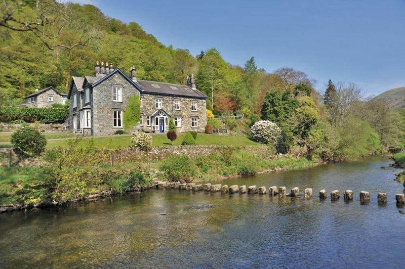 dog friendly cottages from Lakelovers
