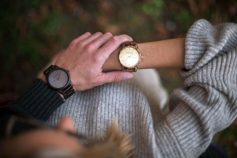 Geppetto wooden watches complete your sustainable look