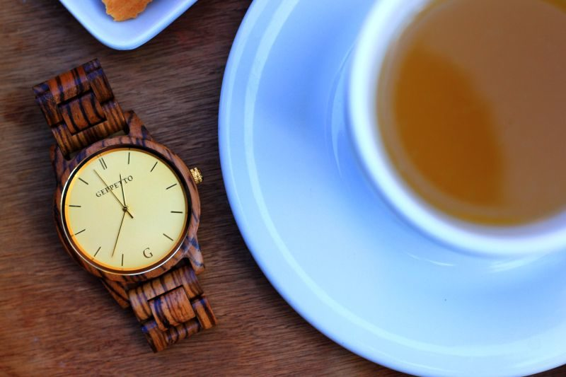 Geppetto wooden watches make the best personalized gifts