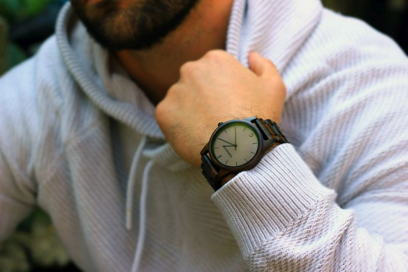 Stylish Geppetto Wooden Watches