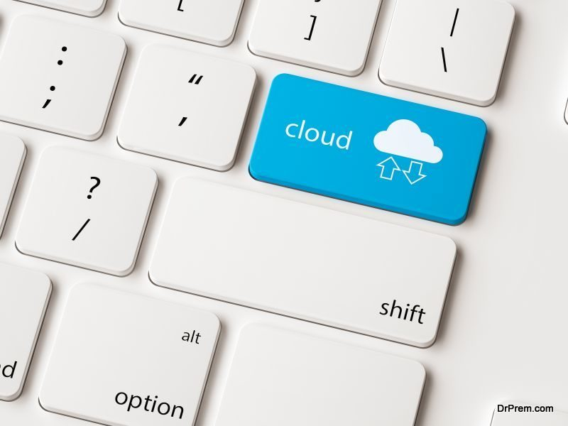 digital systems such as the cloud