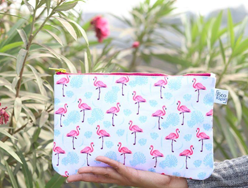 lamingo design travel pouch