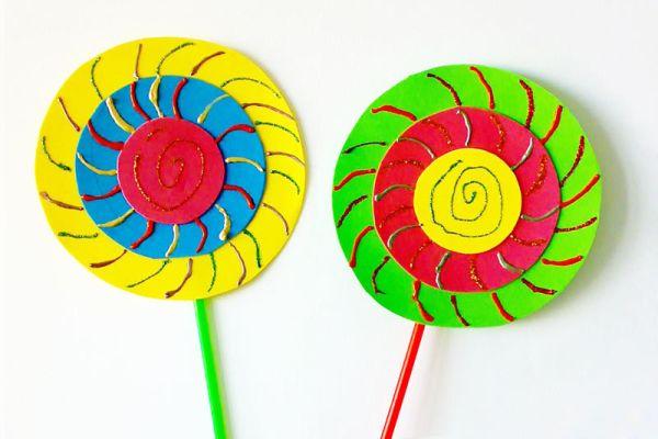 Circles Lollipop