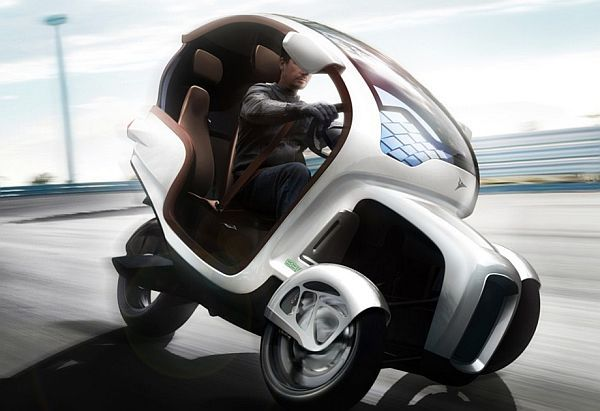 Icona launches E3WM personal mobility vehicle