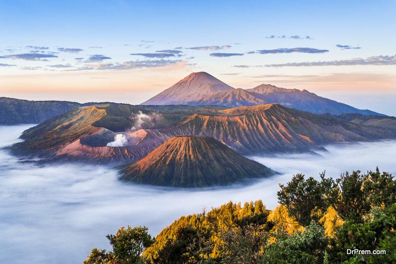 Mt-Merapi-Indonesia