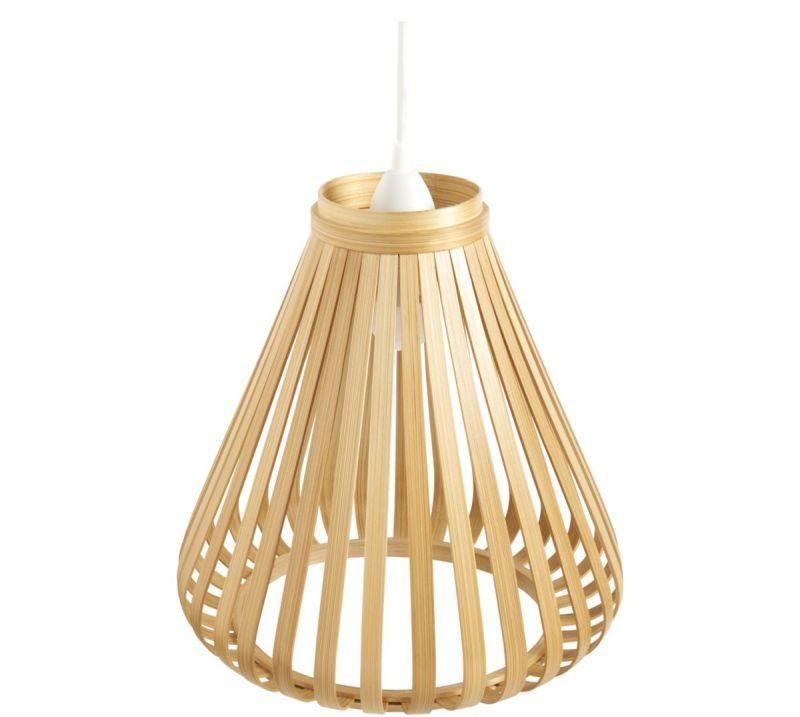 Bamboo lampshades