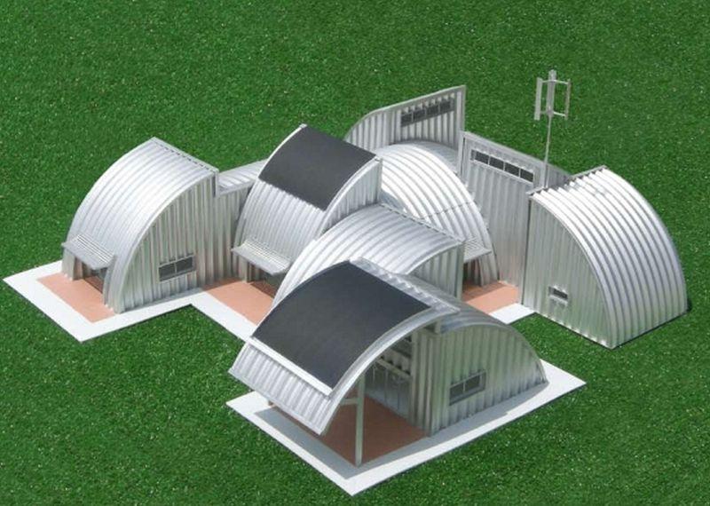 Homestead House by Michael Jantzen