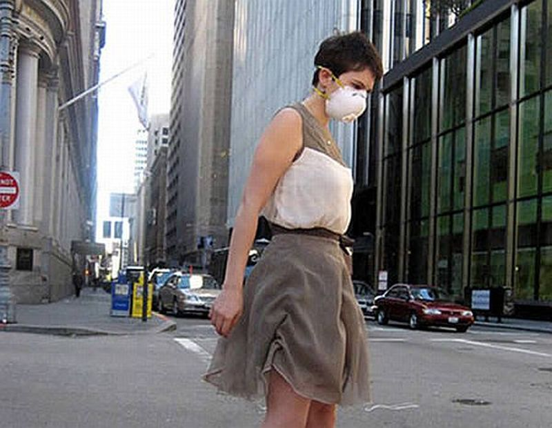 Pollution-sensitive-dress