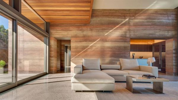 Rammed Earth homes
