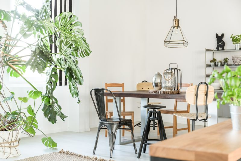 eco-friendly interiors ideas